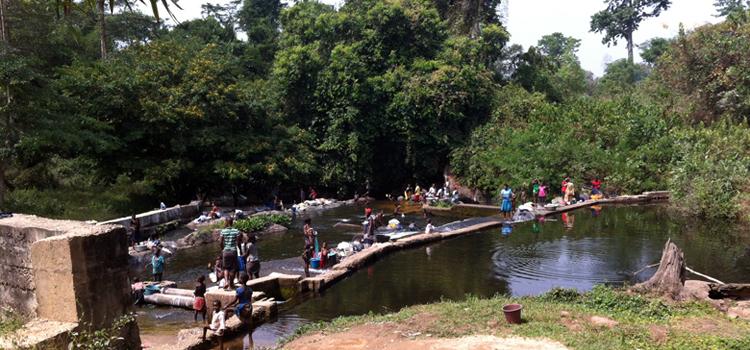 Ghana Waterworks Energy