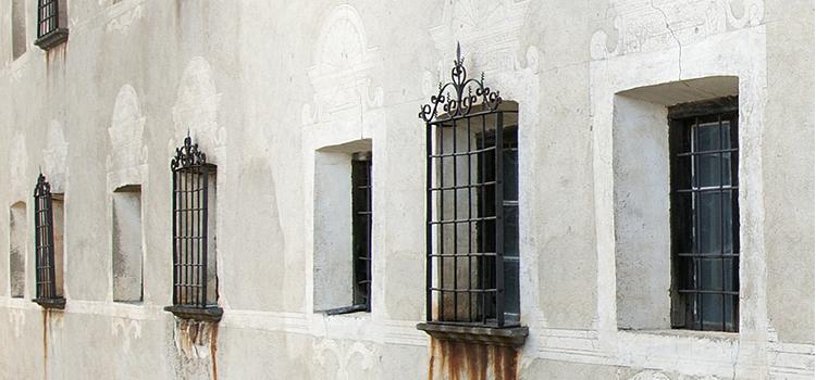 Palazzo Tondü - restauro edificio storico, historic building restoration, restaurierung denkmalschutz